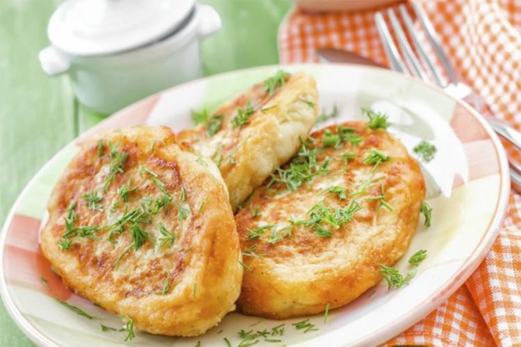 Recepti: Pogačice od krompira