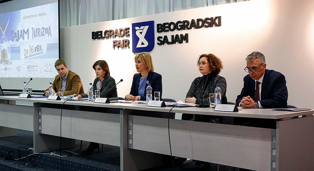 Sajam turizma u Beogradu: 1.100 izlagača iz 56 zemalja!