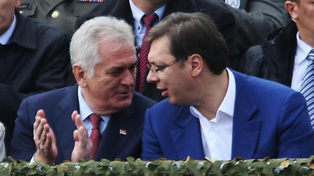 Saopštenje Nikolića i Vučića: dogovorili se zbog Srbije!