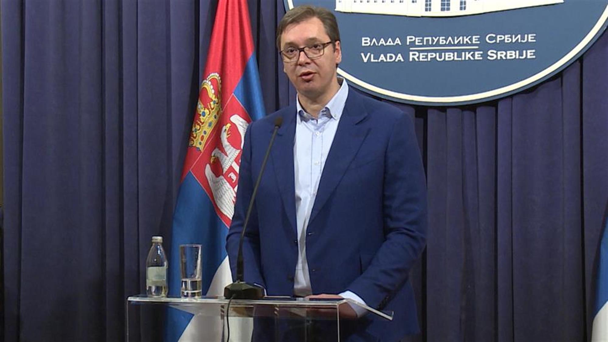 Vučić: biće izbora – ali samo za Predsednika!