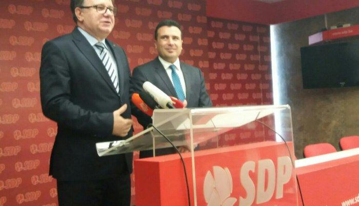 Makedonija: Zoran Zaev premijer?