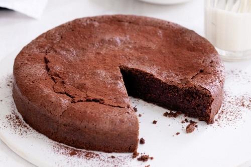 Recepti: Zdrava čokoladna torta