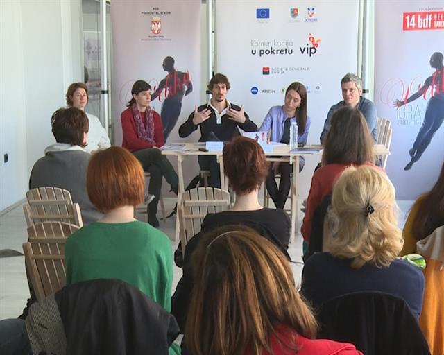 Beogradski festival igre: umesto muzike stihovi Brodskog