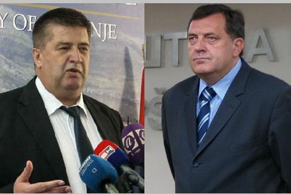 Slavko Vučurević: Dodik gubi kompas!