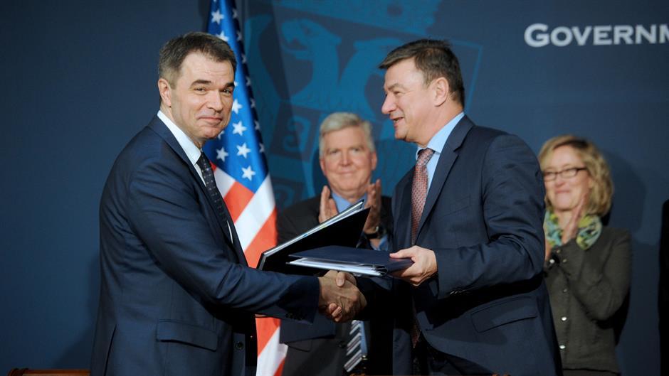 Američka kompanija En-Si-Ar gradi poslovni objekt na Novom Beogradu