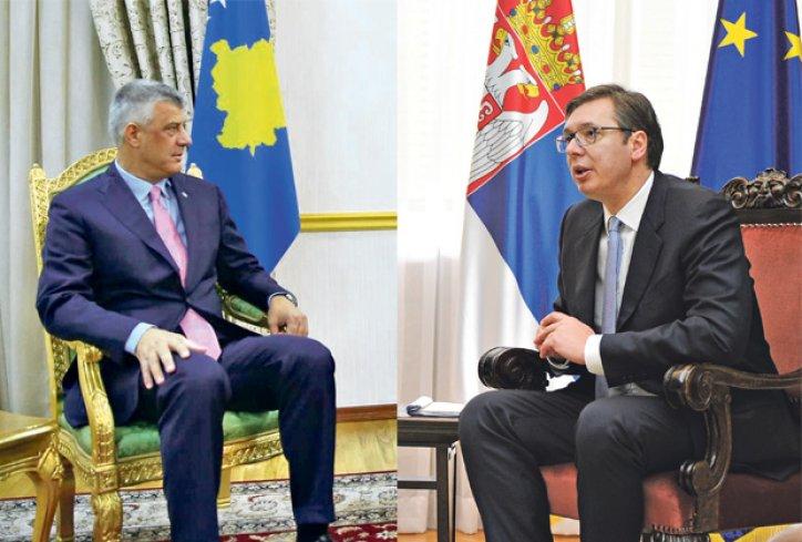 Halo Tači – ovde Vučić