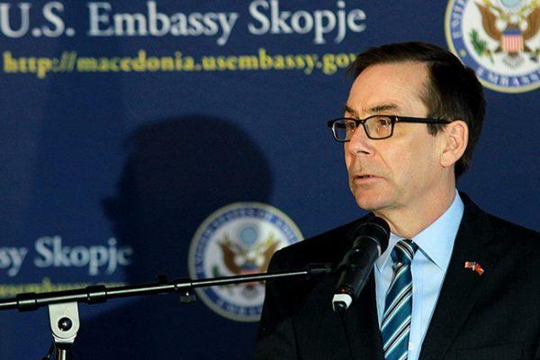 Makedonija: Amerikanci nezadovoljni odlukom Ivanova