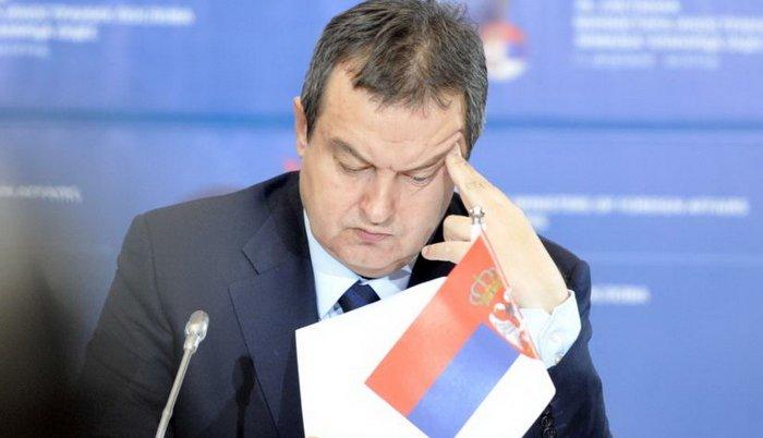 Dačić posle  Mogerinijeve ocene da je na Balkanu napeto:  nije trebalo ni da dolazi