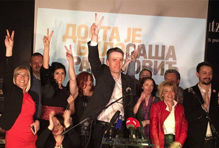 DJB: I EU u Vučićevoj kampanji