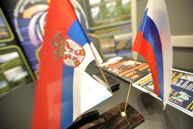 Beograd: Izložba Ekspo – Rusija Srbija