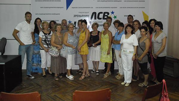 Forum žena LSV: da imamo jednake mogućnosti