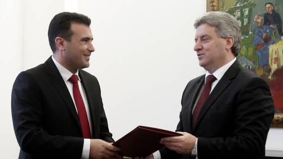 Makedonija: Evropski socijalisti kritikuju Ivanova!