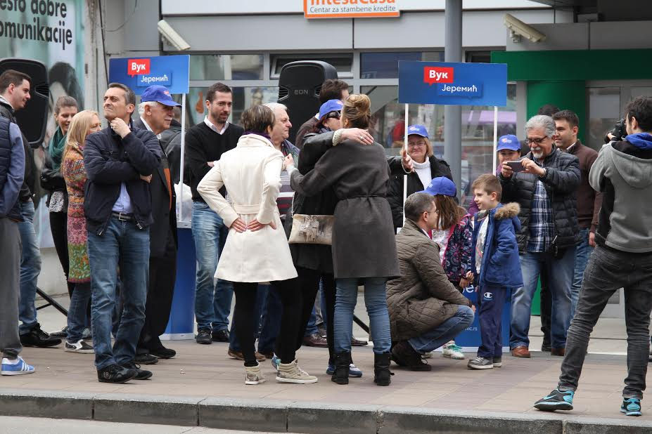 Vuk Jeremić: Sloboda dolazi u Srbiju