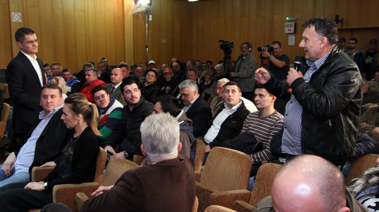Jeremić: Pogubna spoljna politika Vučićeve vlade