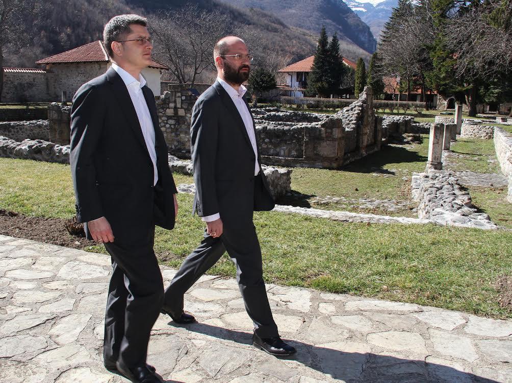Izbori 2017: Vuk Jeremić na Kosovu