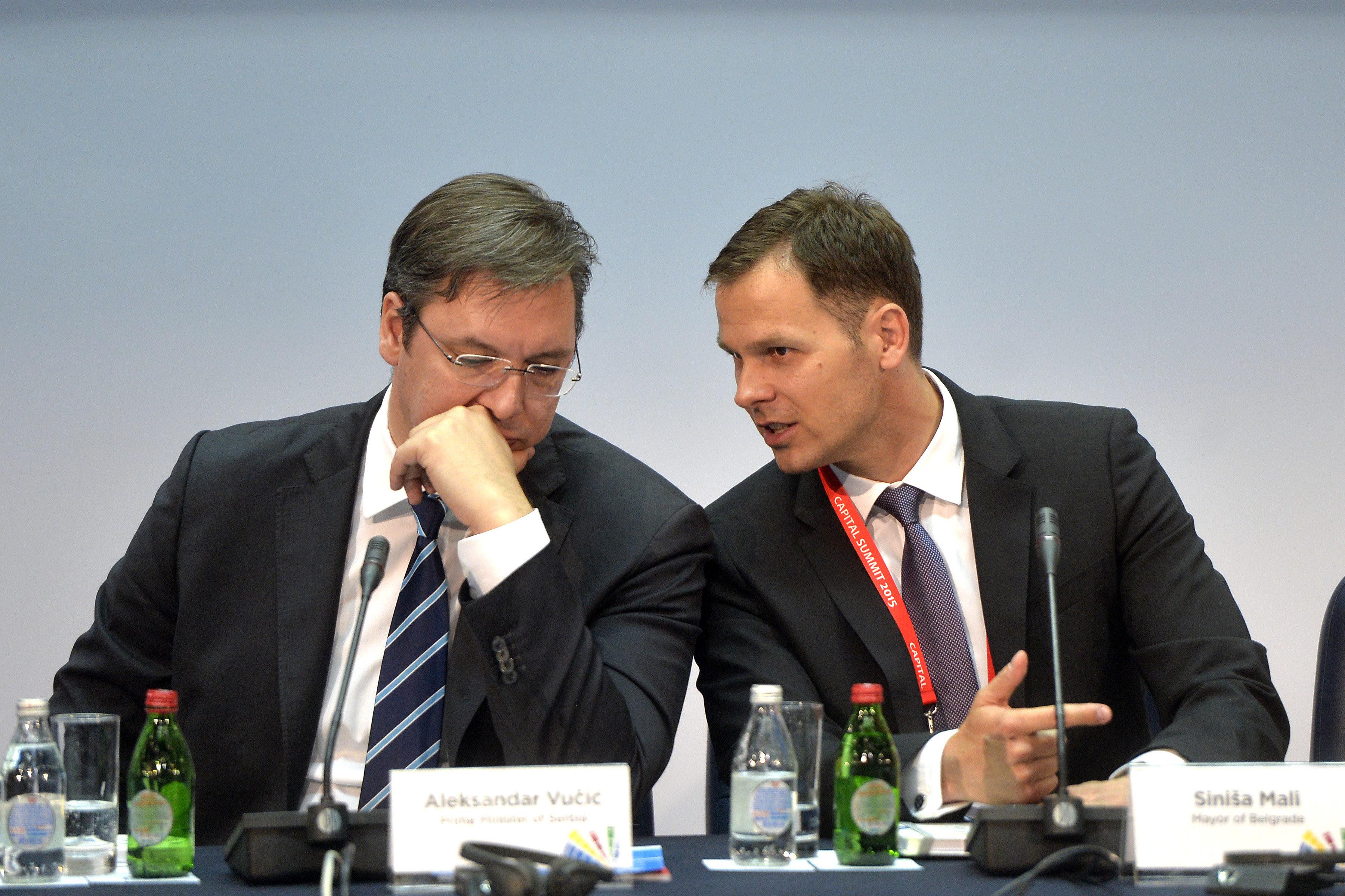 Dveri: Vučić štiti Malog jer je umešan u sumnjive poslove?