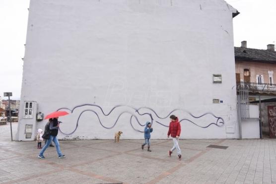 LSV: Nadležni da pronađu ko je prekrečio mural