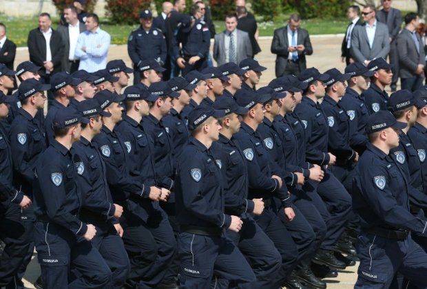 Beograd: Svečana promocija nove klase policajaca