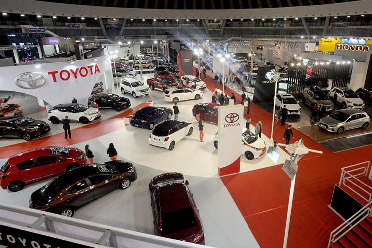 Na Beogradskom sajmu – startovala svetska automobilska industrija