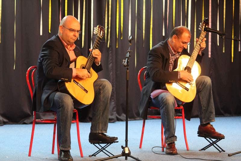 Galerija SANU: Gitara koncert uz izložbu Slikari/Ratnici/Svedoci