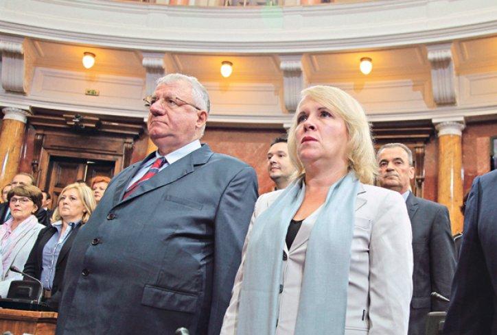 Šešeljevi Radikali sprečiće da Federika Mogerini govori u Skupštini