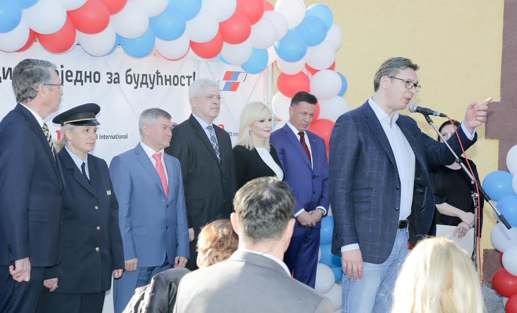 Vranje: Novih 17,7 kilometara pruga iz ruskog kredita