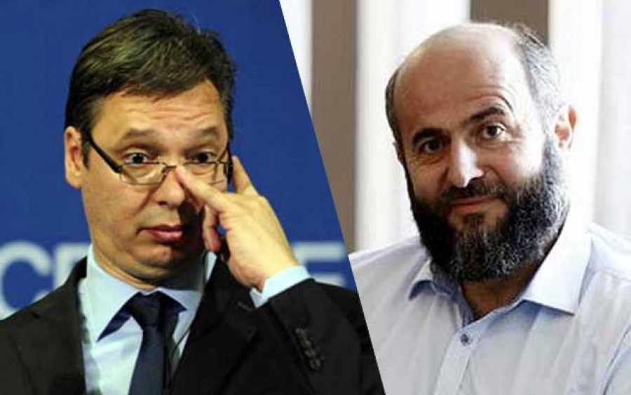 Zukorlić -bez blanko podrške Vučiću