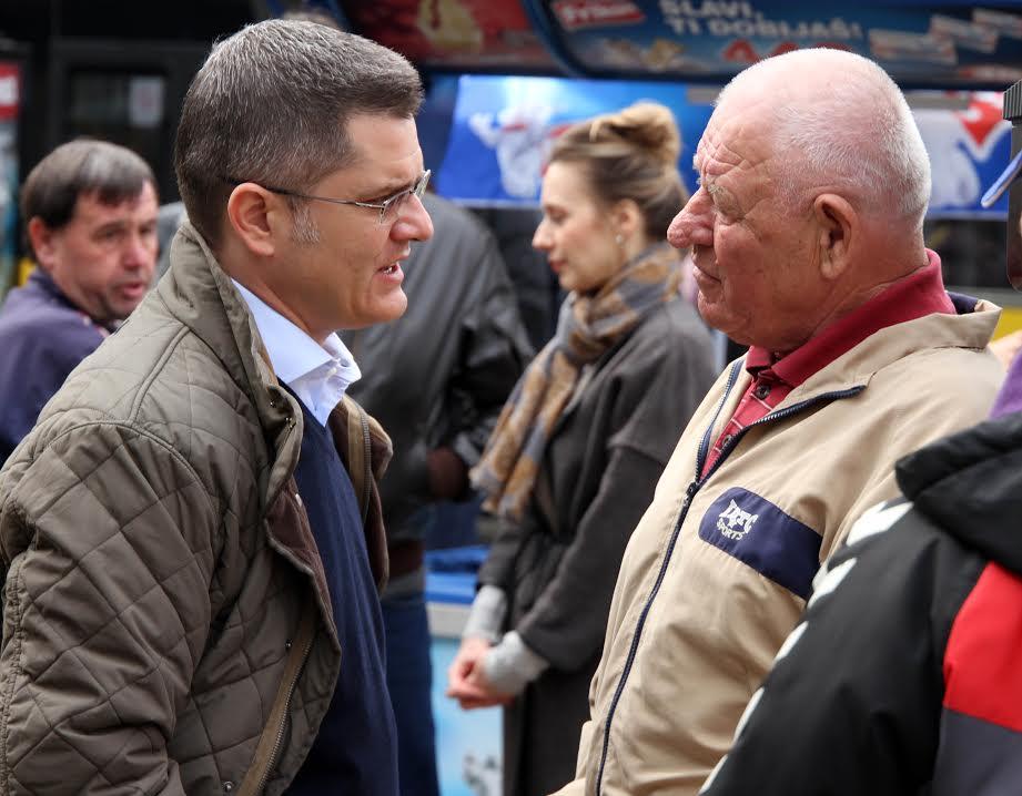 Jeremić: Čega se to plaši Aleksandar Vučić?