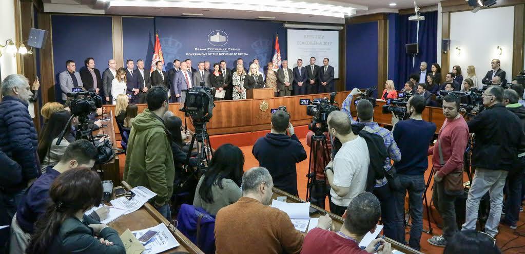Mihajlovićeva: U Srbiji nelegalno 2,2 miliona objekata
