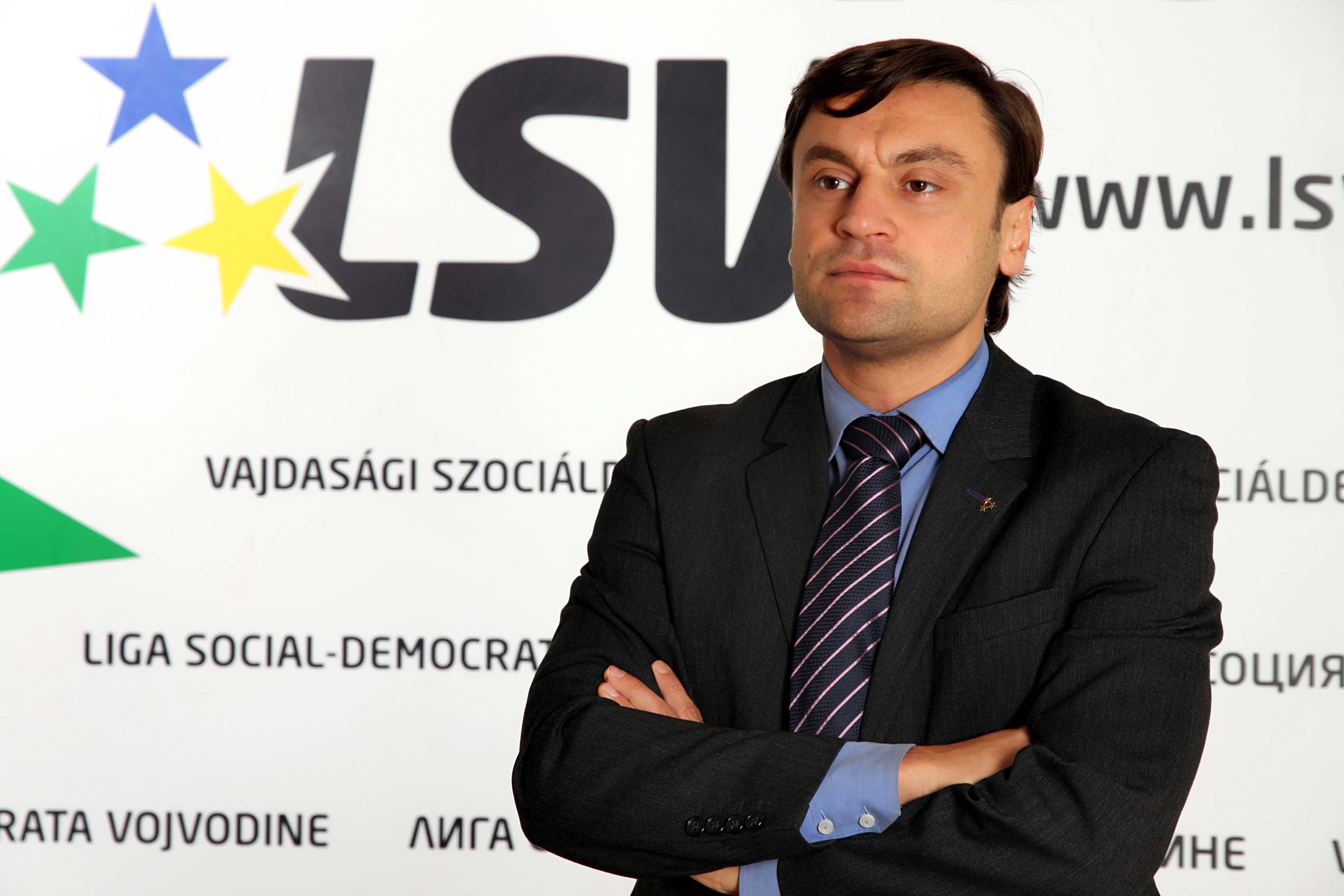 Poruka potpredsednika LSV Čedomiru Antiću : Vojvodina će umeti da se odbrani