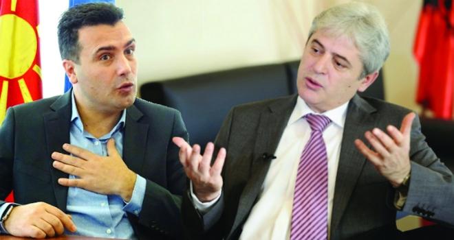 Makedonija: dogovorili se Zaev i Ahmeti – Talat Džaferi predsednik Sobranja