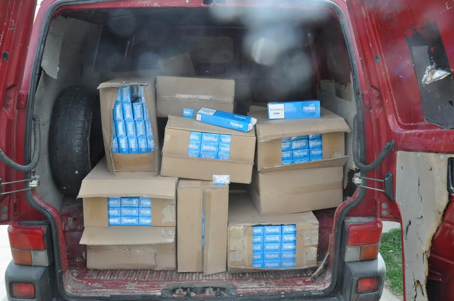 Subotica: otkriveni šverceri cigareta i falsifikovane rakije
