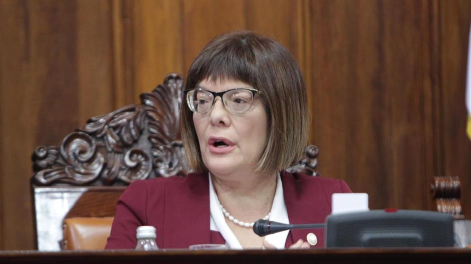 DJB: Obnova inicijative za smenu Maje Gojković i glasanje o poverenju Vladi
