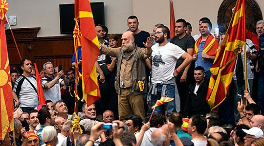 Makedonija: stanje (prividno) normalizovano!