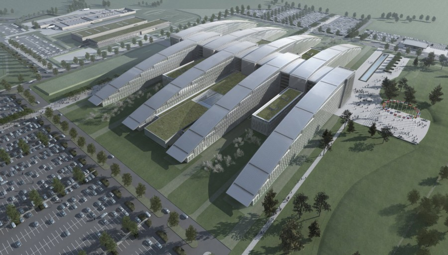Crna Gora dobila prostorije u novoj zgradi NATO-a