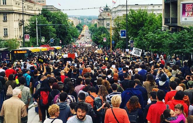 """Njujork tajms: """"Srpski izbori potkopali demokratiju"""""""