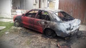 Saopštenje MUP-a automobil  iz Odžaka se samozapalio