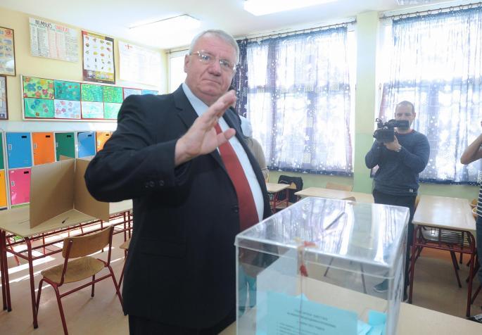 Izbori 2017: Šešelj čeka zvanične rezltate da bi se obratio javnosti