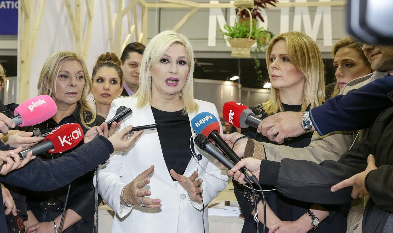 Ministarka Zorana  Mihajlović otvorila 43. Međunarodni sajam građevinarstva!
