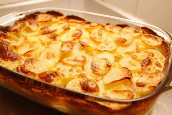 Recepti: pekarski krompir