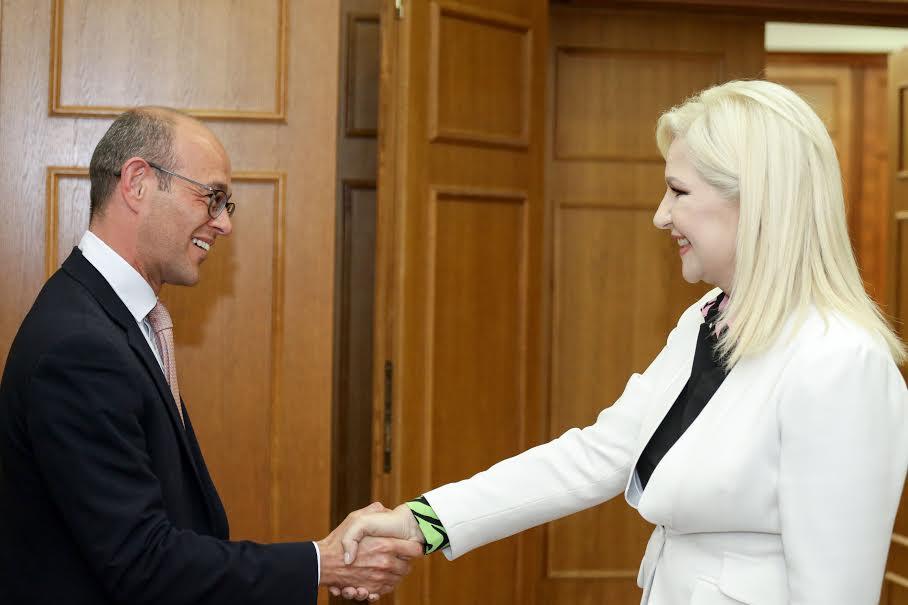 EBRD: Želimo da i u budućim projektima budemo partner Srbiji