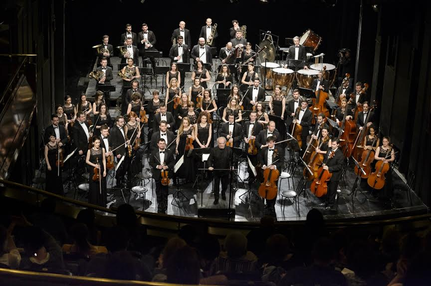 Dvorana Kolarčeve zadužbine: Svečani koncert povodom Dana nezavisnosti Crne Gore
