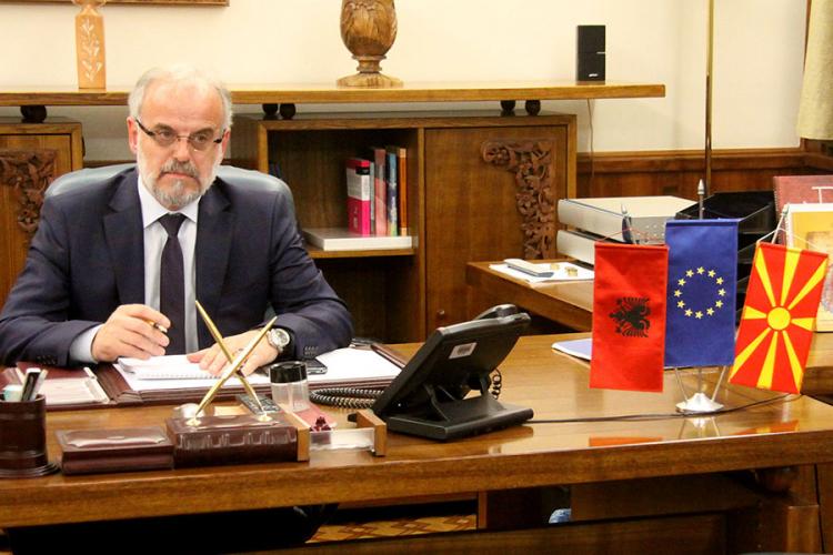 Džaferi postao predsednik Sobranja