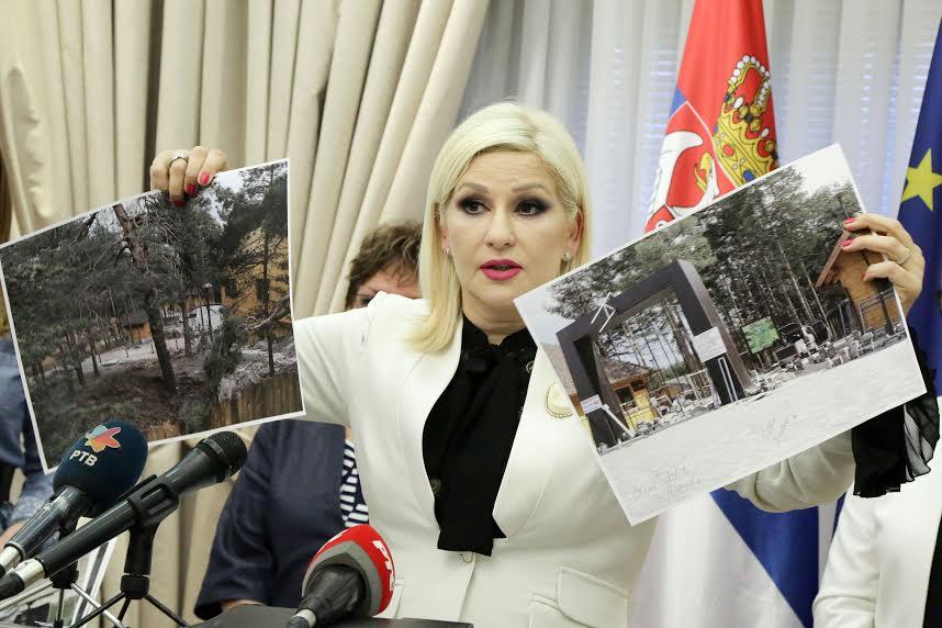 Zorana Mihajlović povodom protesta Zlatiborčana: I da leže ispred Vlade neću da potpišem nešto nezakonito