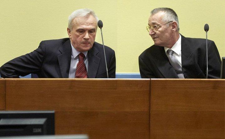 Hag: 13. juna počinje obnovljeno suđenje Stanišiću i Simatoviću