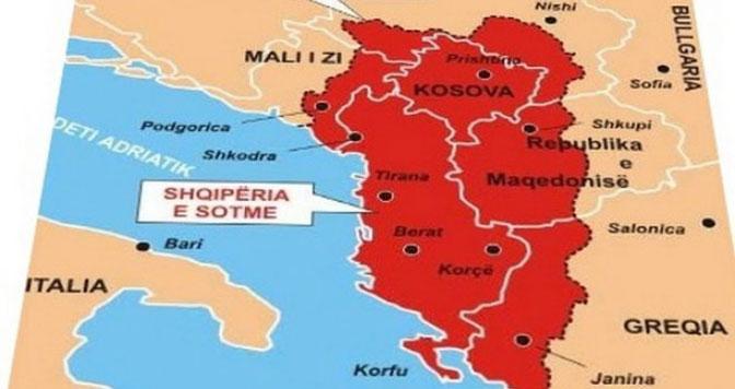 """""""Observer"""": """"Velika Albanija"""" realnost koja dolazi…"""