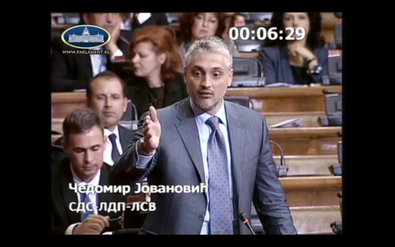 Skupština Srbije: da li je Brnabićeva u sukobu interesa?