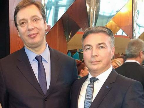 Niš: Uhpšen verni čovek Aleksandra Vučića