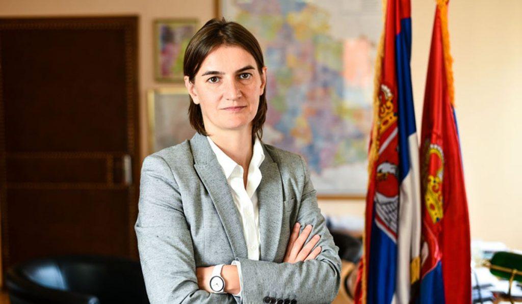 Skupština Srbije: izabrana vlada i Ana Brnabić