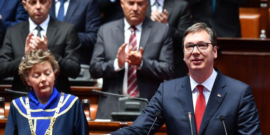 """DW: Šta se krije iza Vučićeve potrebe o """"unutrašnjem dijalogu o Kosovu?"""""""